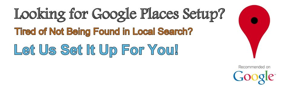 We Setup Google Places For Business