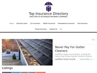 Top Insurance Directory