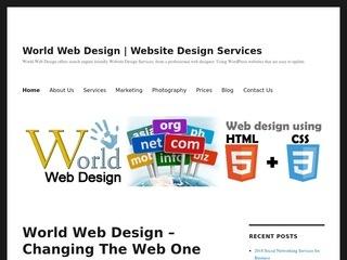 World Web Design
